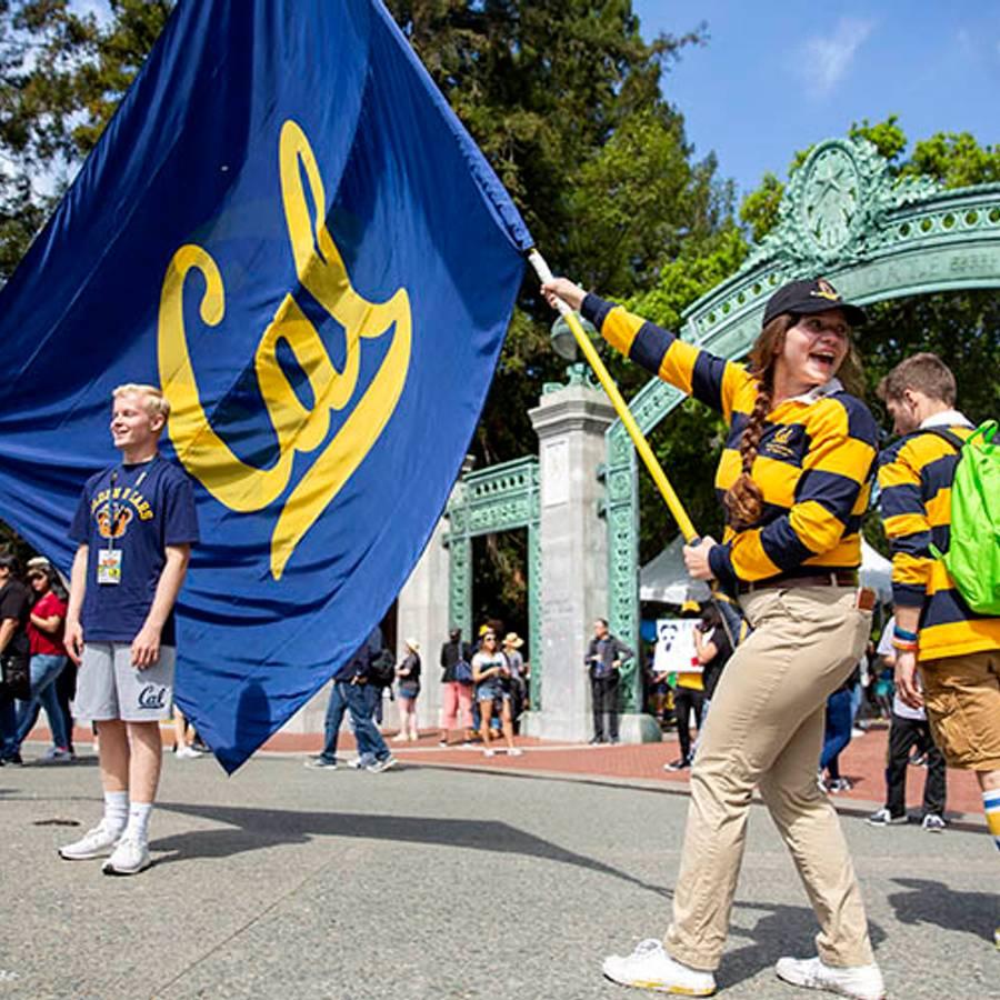 Berkeley News photo